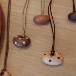 クラフトで生きる 木工小物 加賀友博 加賀千珠子 展