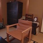 嫁入り家具日記 たためる椅子とお気に入りの椅子