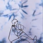 「夏を愉しむ 奥田由味子 wire×plants 展 vol.2」