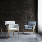 EMBRACE chair × Carl Hansen&son japan
