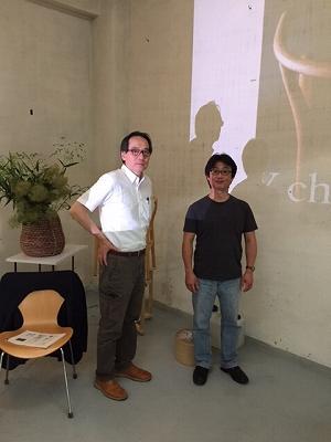 Yチェアの秘密 イベント 張替 実演 トーク 西川栄明 坂本茂
