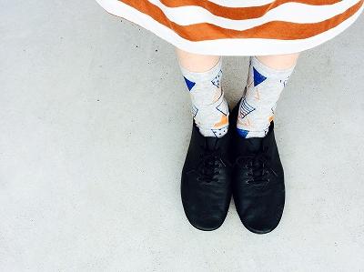 kunkun 靴下 イベント 展示販売