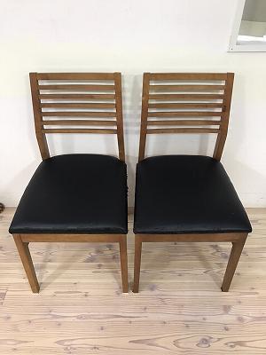 椅子の張替 Kvadrat よみがえり リペア― 企画展