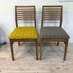 「引き継がれる家具、よみがえる椅子」