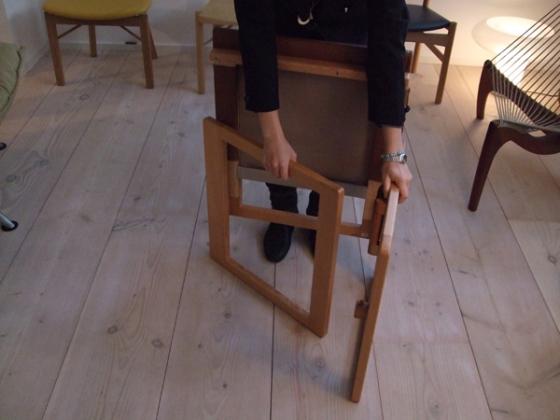 たためる椅子 吉村順三 中村好文 丸谷芳正 八ヶ岳 音楽堂 軽井沢 折りたたみ椅子